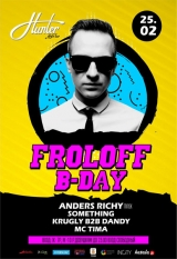 FROLOFF B-DAY
