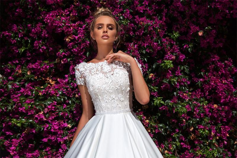 4e5186a79d2 И всё же главный для девушки вопрос – выбор свадебного платья. Того самого