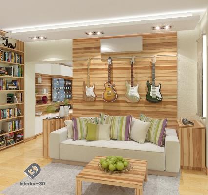 Дизайн интерьера квартир в Витебске