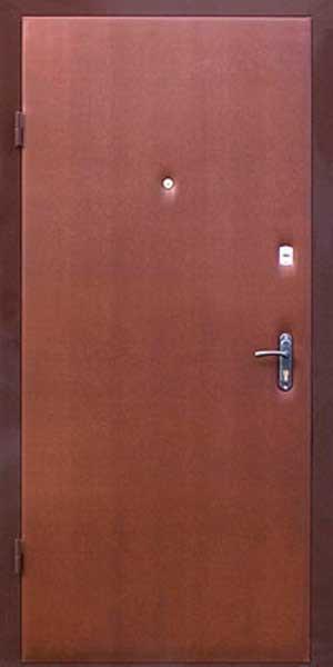Вы получаете новую высококачественную дверь, которая изготовлена по