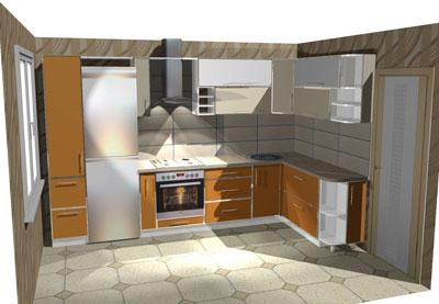 кухня-715