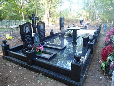 Гранитные изготовление памятников и оград купить памятники на кладбище домодедовском