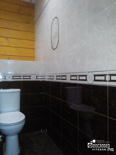 1 туалет под ключ