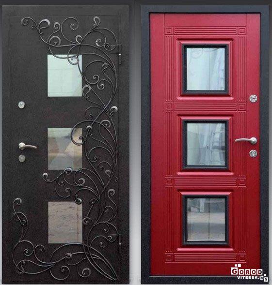 стальные двери фирмы эксклюзив