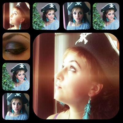 тематический-макияж
