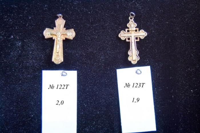6.крестики
