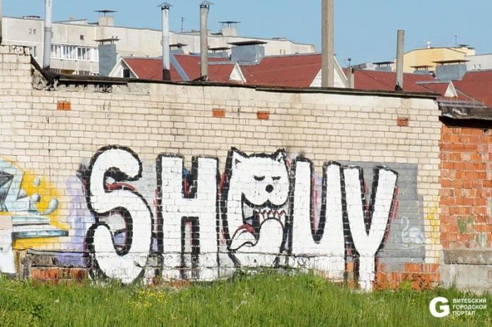 Граффити-на-гаражах