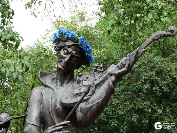 День рождения Шагала