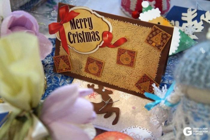 Рождественский маркет в Витебске
