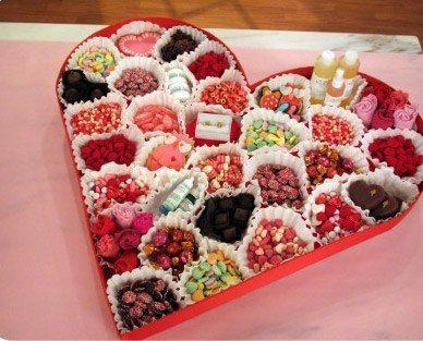 Шоколадное конфеты своими руками