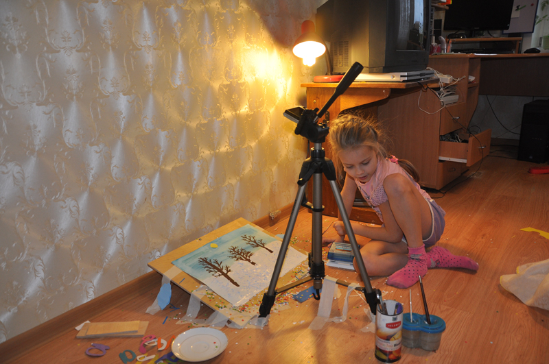 Как сделать кукольный мультфильм в домашних условиях