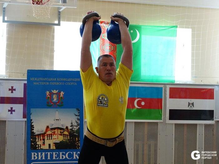 чемпионат мира по гиревому сспорту витебск