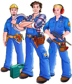 Специалисты ремонт