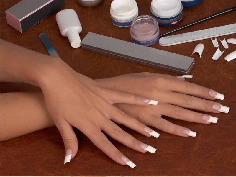 Как наращивать ногти гелем в домашних условиях поэтапно фото 792