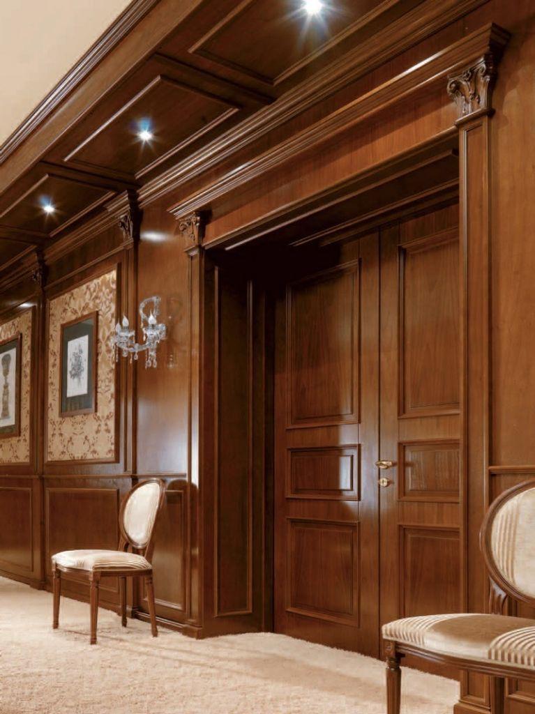 продажа элитных входных дверей из дерева