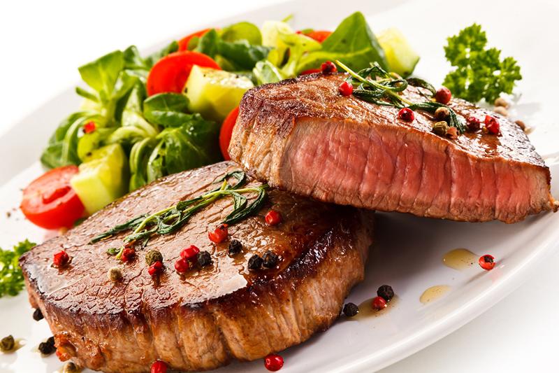Днем, открытки блюда из мяса