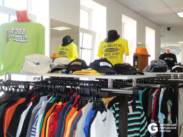 7198dfef94fd Магазин одежды 100 Фасонов в Витебске