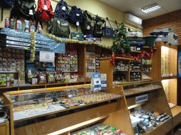 витебск магазин рыбалка