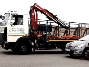 Услуги для грузового транспорта в Витебске