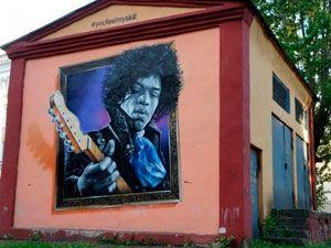 Витебск попал в список городов, рекомендованных ценителям уличного искусства!