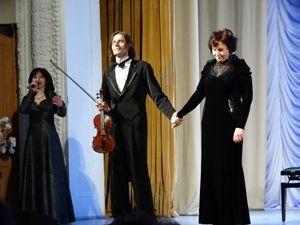 Скрипка - музыка души