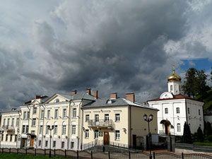 Витебск: по-осеннему прекрасный