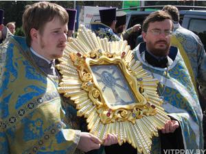 В Витебск прибудет чудотворная икона Божией Матери