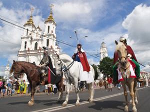 Витебску — 1044 года! Программа празднования Дня города 2018