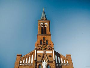 В Витебске готовится предложение о месте восстановления костела св. Антония