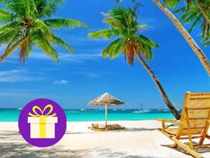 Розыгрыш сертификата на туристические услуги