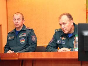 Назначен новый начальник Витебского областного управления МЧС