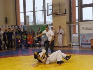 Чемпионат по рукопашному бою в Витебске
