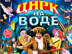 Цирк на воде в Витебске
