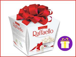 Розыгрыш Raffaello