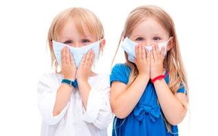 Отставив панику, узнаем: нужно ли детям носить маски?