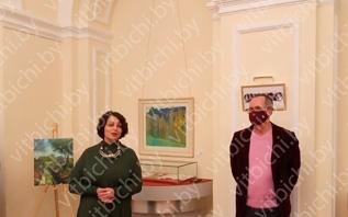 «Свет и атмосфера» Ива Франсуа Ги Жайо. В Витебске живет и пишет пейзажи французский художник