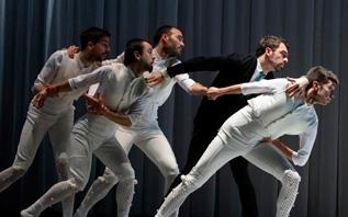 IFMC в телеформате. Поклонникам современной хореографии напоминают, что с 23 по 27 ноября нужно следить за телевизионной программой