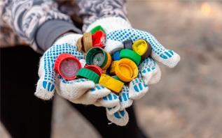 Витебск присоединился к республиканской акции по сбору мусора