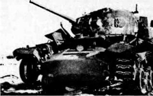 Под Витебском нашли табличку с подбитого канадского танка, освобождавшего город в 1944 году